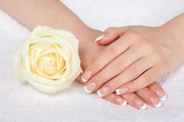 Get Rid Of Yellow Stains On Gel Manicure Femina In