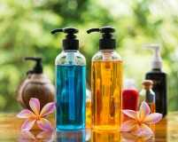 Shower gels can give you a spa-like experience