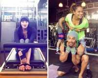Celebs who are giving us #FitnessInspo on Instagram