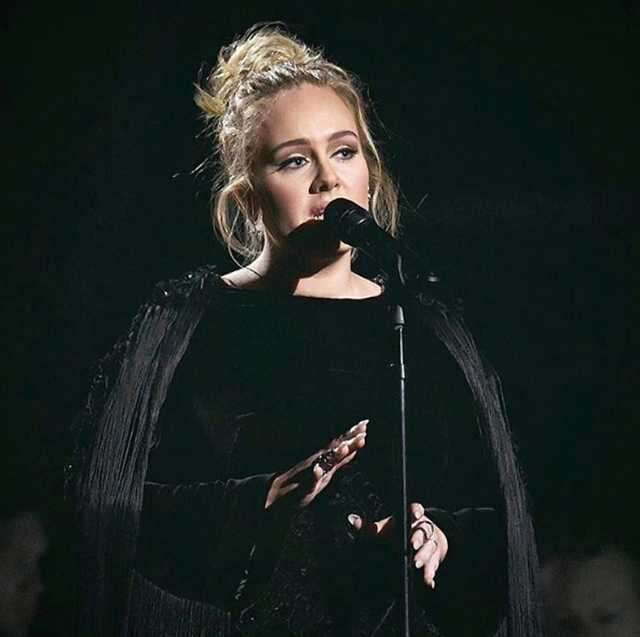 When Adele paid tribute to George Michael
