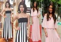 Pink and stripes will rule Bollywood fashion scene in 2017!