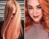Blorange is hands down the hottest hair trend of 2017