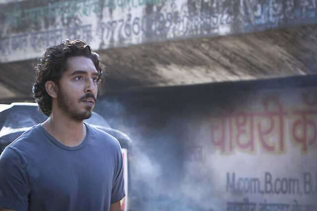 Dev Patel's Oscar nomination