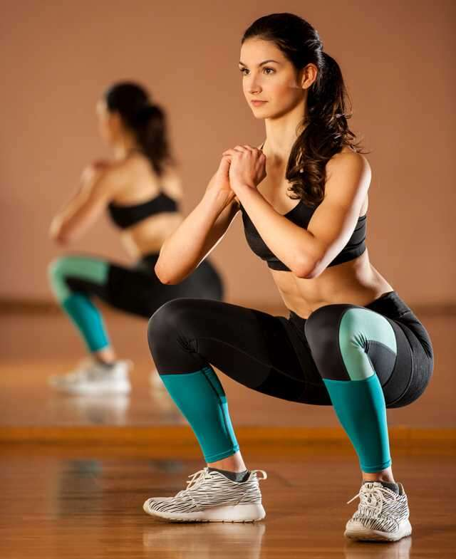 squats everyday