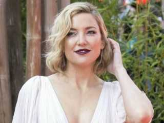 Kate Hudson cuts hair short for film