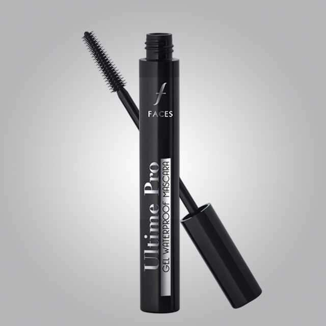 Faces Ultime Pro Gel Waterproof Mascara