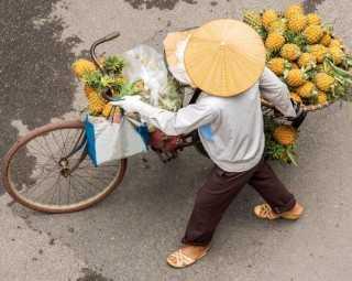 Eat, Shop, Drink in Hanoi, Vietnam