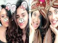 Disha Patani and Tiger Shroff's sister Krishna Shroff spend 'vella' time together