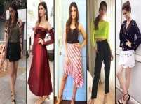 Kriti Sanon gets her fashion game on point for 'Raabta' promos