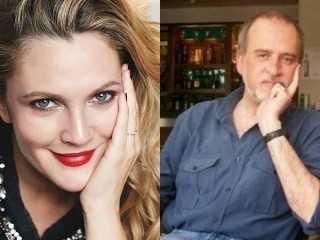 Drew Barrymore dating David Hutchinson