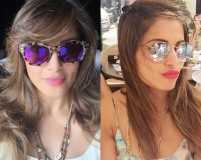 Nobody does pink lipstick better than Bipasha Basu