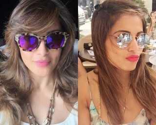 Nobody does pink lipstick better than Bipasha Basu