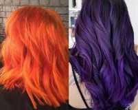 Trending hair colours of the season