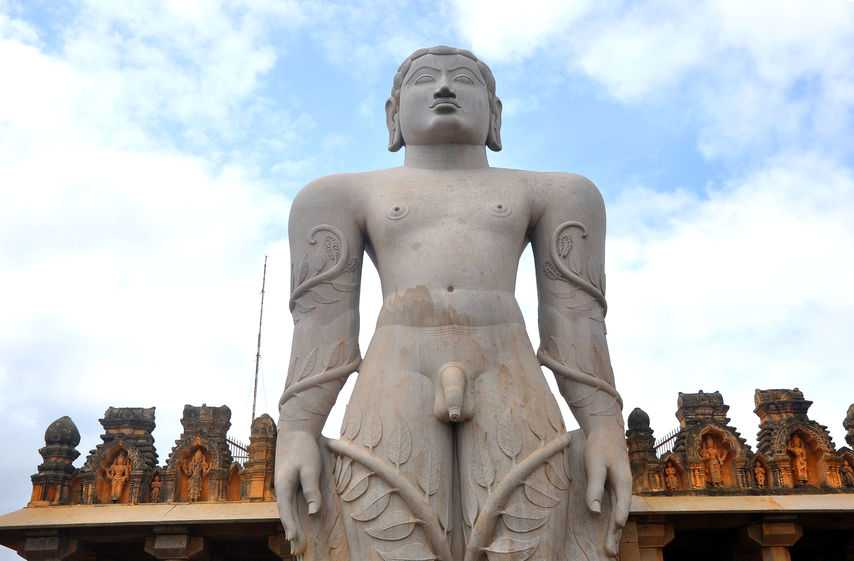 Gomateshwara-statue