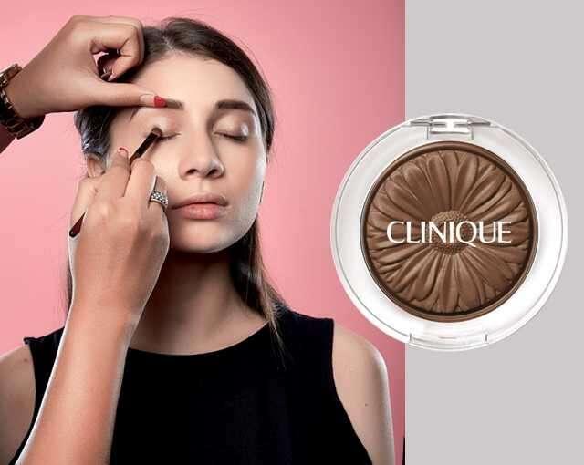 eyeshadow on your eyelids