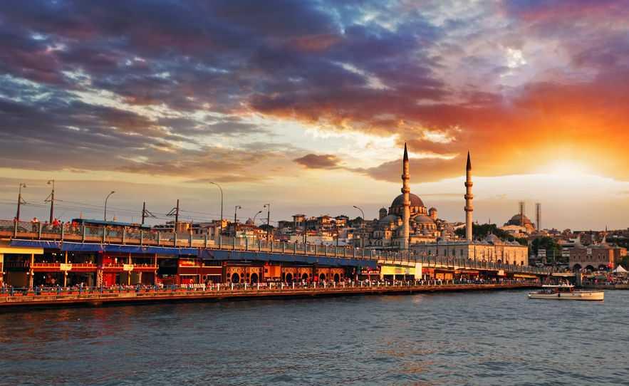 istanbul-cruise-sunset