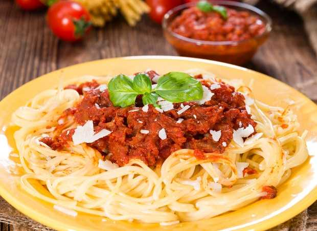 Napolitana pasta