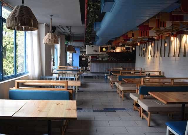 The Nariyal Café