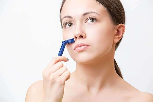 picking a razor