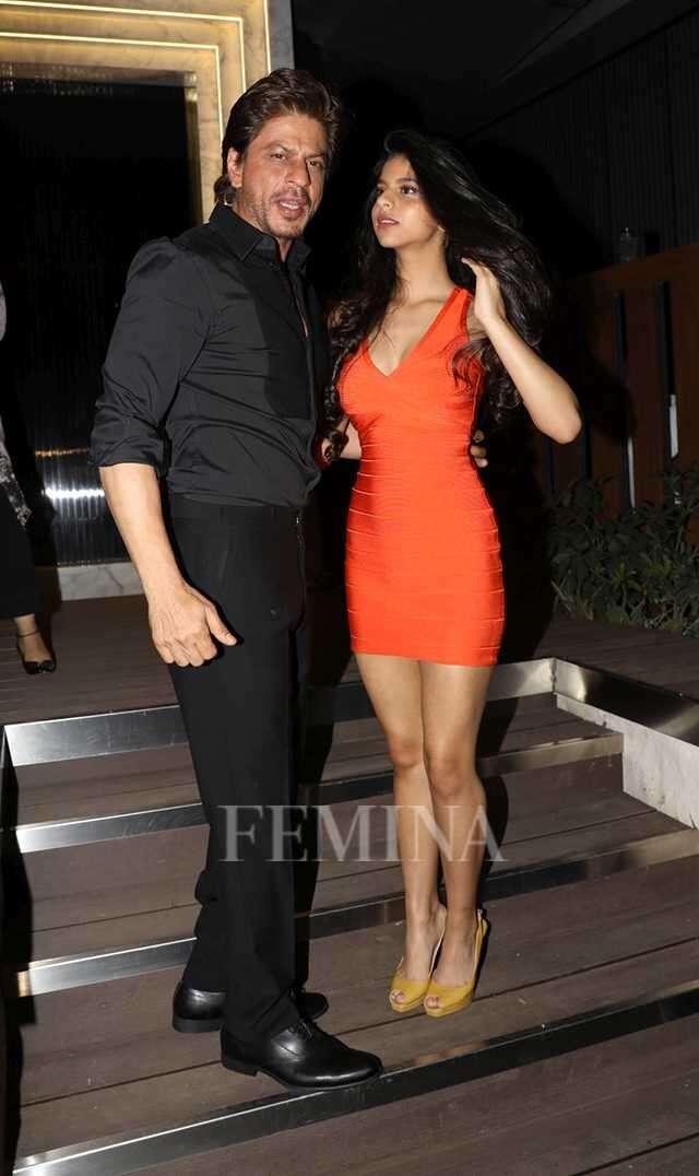 Shah Rukh Khan, Suhana Khan