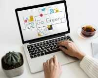 10 ways you can keep your office green