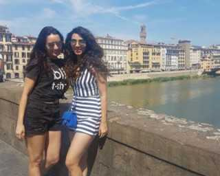 Shraddha Kapoor is on a summer holiday in Italy with best friend