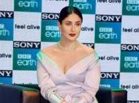 Watch: Kareena's silent reaction over Taimur's name controversy!