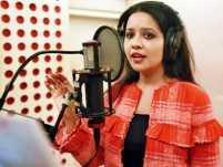 CM's wife Amruta Fadnavis sings for a Marathi biopic