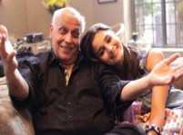 Alia feels protective with her dad around