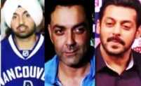 Bollywood celebs wish fans Happy Holi