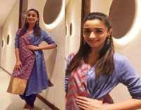 7 ways to style your ethnic outfits like Alia Bhatt