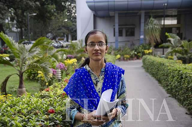 Neena Gupta: A maths genius | Femina in