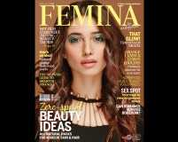 Tamannaah Bhatia sizzles on Femina's latest cover