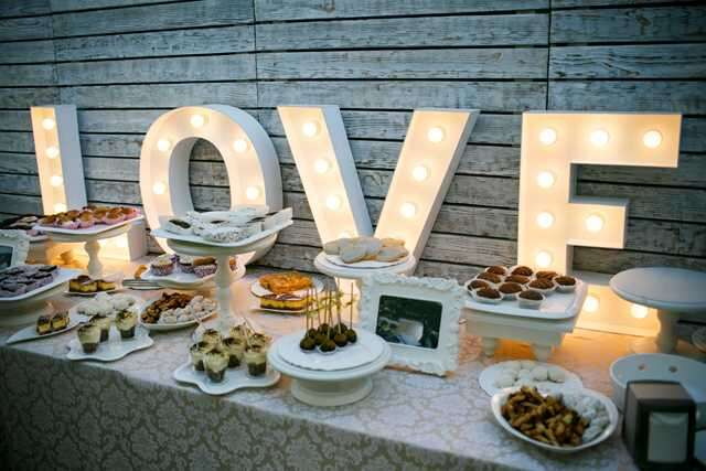 Sit Down Or Buffet Meals Are The Popular Wedding Tradition At Most  Receptions. However, If It Doesnu0027t Quite Spell Your Style Or Fit In Your  Budget, ...