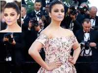 Cannes recap: Aishwarya Rai's purple lips at Cannes 2016