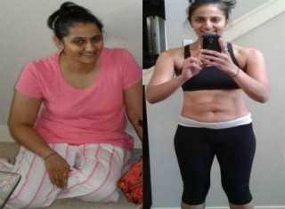 How this mother lost 28 kilos!