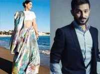 Sonam's shimmering Cannes look was  Anand Ahuja's idea