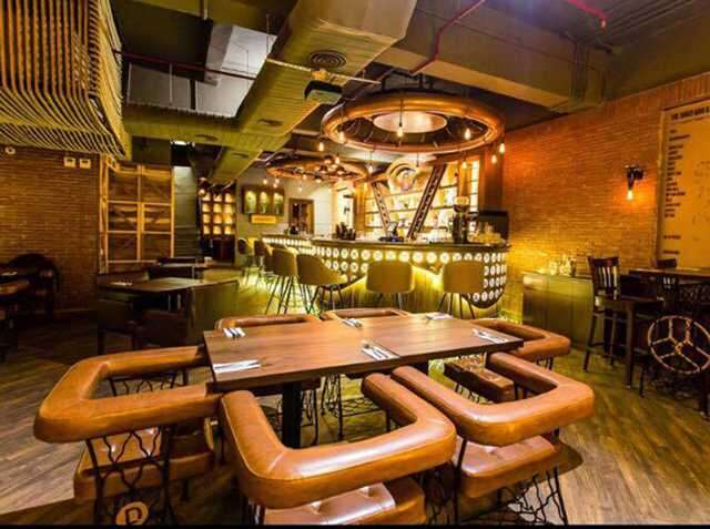 Restaurant review the darzi bar and kitchen for Food bar kitchen jkl