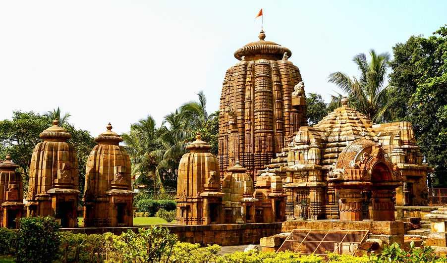 Bhubaneshwar temples