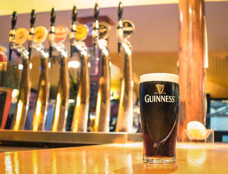 Guinness Brewery, Dublin