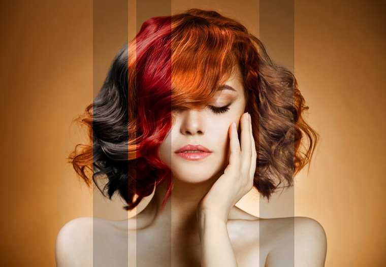 Choosing Hair Colour Based On Indian Skin Tone Femina In