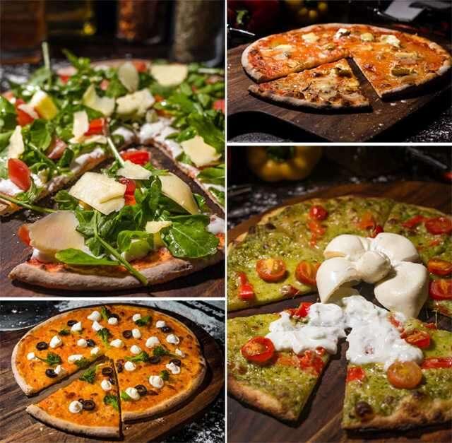 1441 Pizzeria food