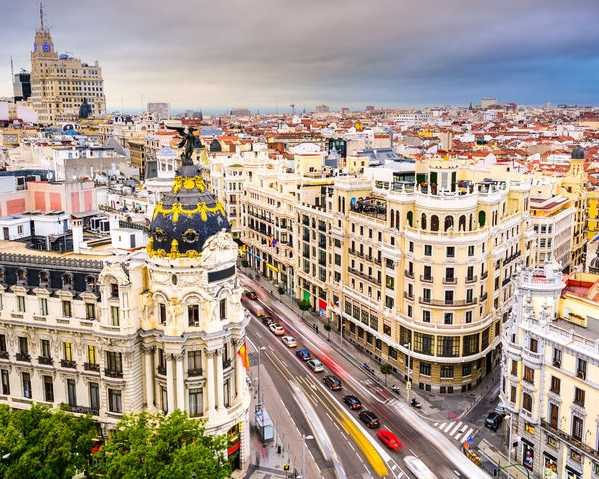 Things To Do In Madrid Spain Tourist Attractions Femina In