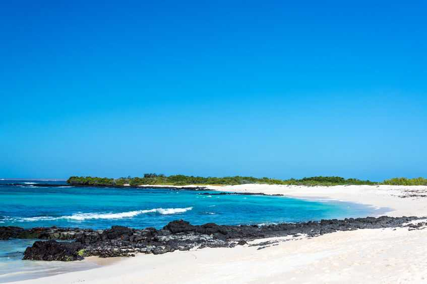 beach-in-galapagos