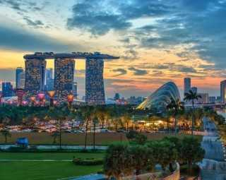 Top five things to do in Singapore