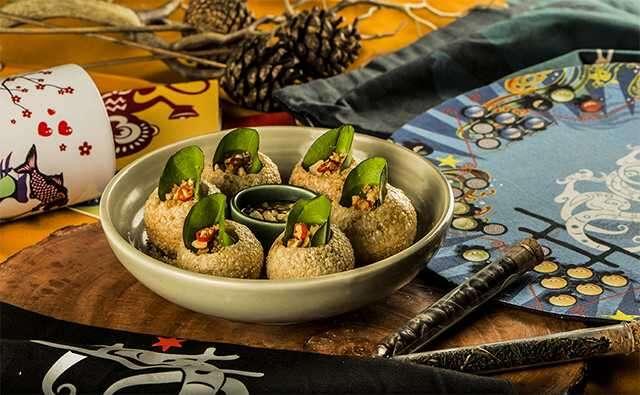 Thai Phuchka Bites