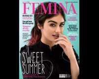 Adah Sharma looks radiant on Femina's latest cover