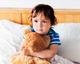 Easy ways to stop your child from wetting the bed