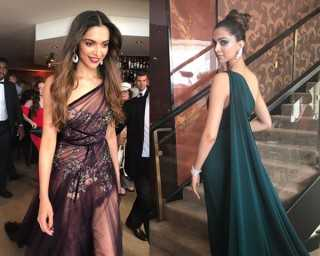 Deepika Padukone's top beauty looks from Cannes 2017