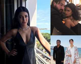 Cannes 2017: Shruti Haasan makes memories in her first outing